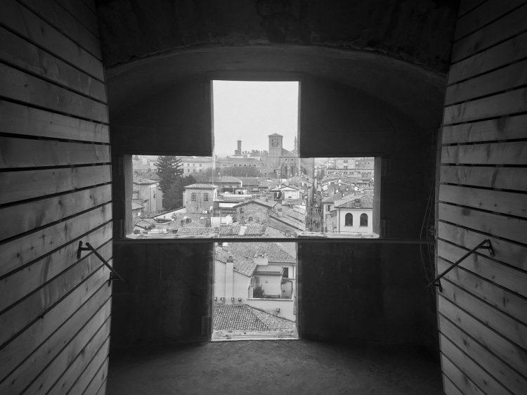 Dalla croce del Duomo